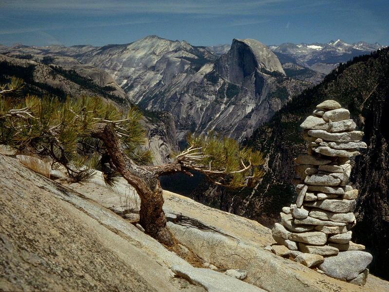 The top of El Capitan