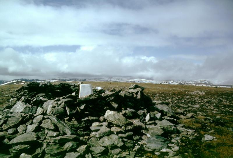 Driesh summit, Photo Andy, Yashica TL-Electro-X, Kodachrome 25, index AK410